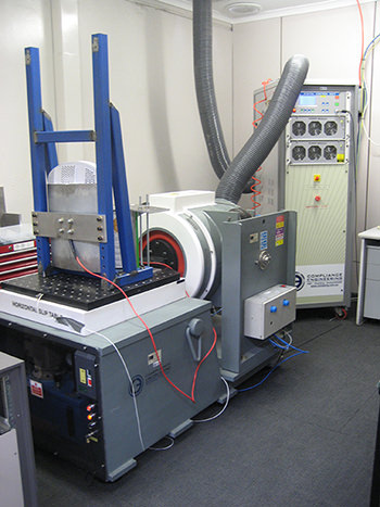 compliance engineering vibration test