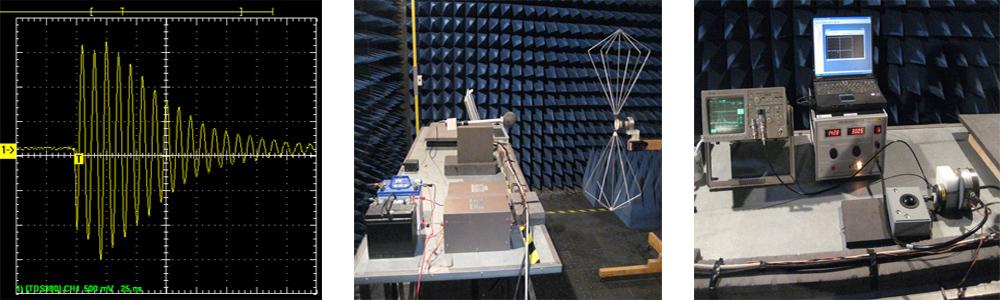 Aeronautic EMC Standard Lab