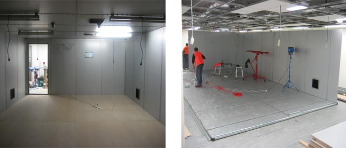 RF Shielded Enclosure Manufacturer