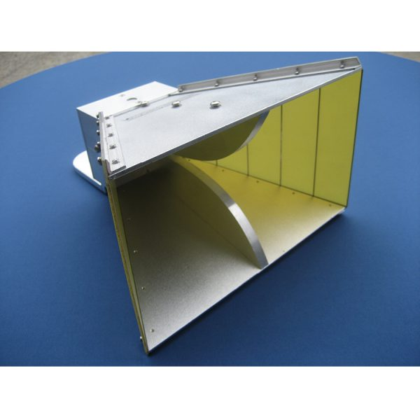 Double-Ridge Guide Horn Antenna