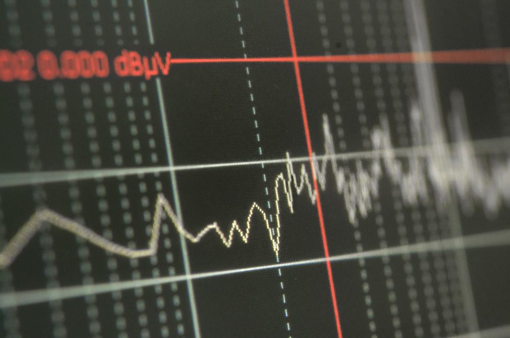 EMC Testing graph
