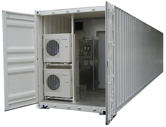 RF Shielded Mobile Enclosures