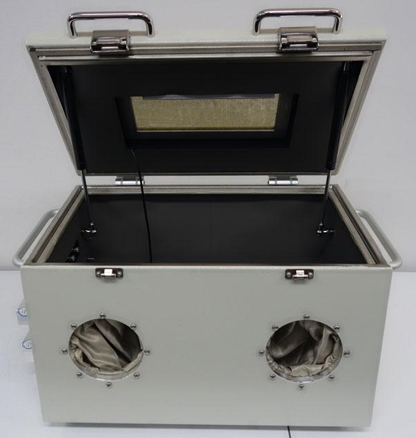 RF Shielded Access Box