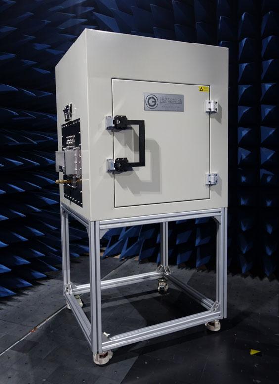 RF Shielded Enclosure